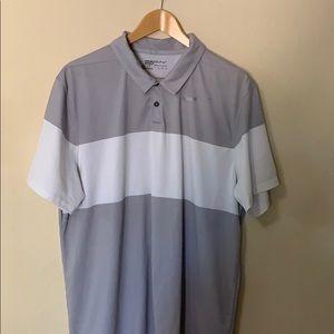 Nike golf modern fit polo shirt